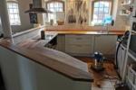 """Nyt"" køkkenbord"